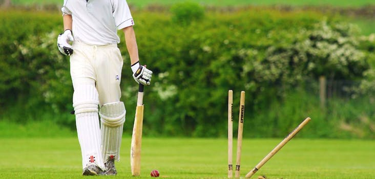 Q 17. Which of the following is NOT a term used in the sport of cricket?