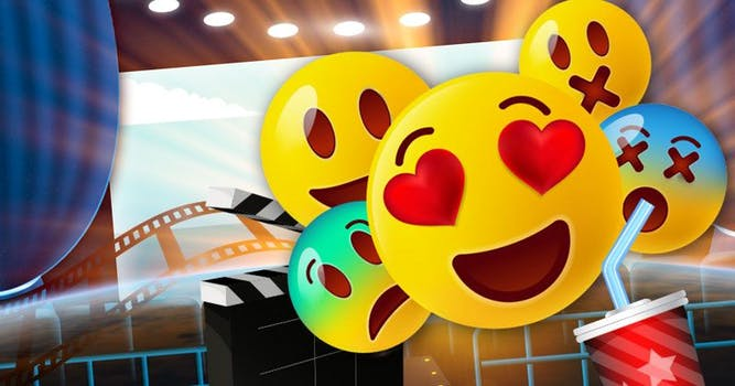 Guess the movie from the emojis!