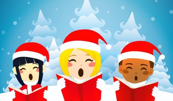 Weihnachtslieder Modern Deutsch.Das Weihnachtslieder Quiz