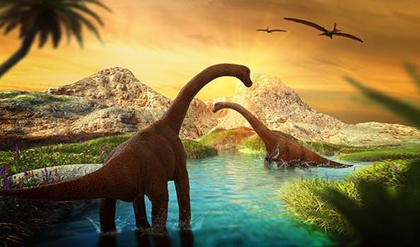 Das Dinosaurier Quiz