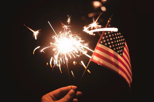 Q 3. In what month does Independence Day fall?