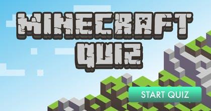 The Minecraft Quiz