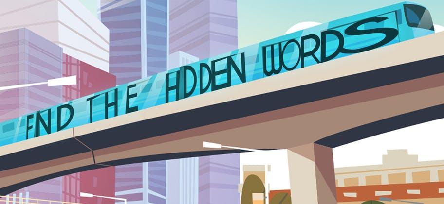 Find the Hidden Words Quiz Answer 100% Score VideFacts Quiz