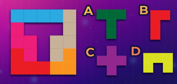 Q 1. Which piece fits? Type your answer in below.