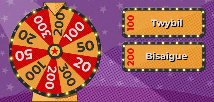 lucky wheel quiz answers 100% score videoquizstar
